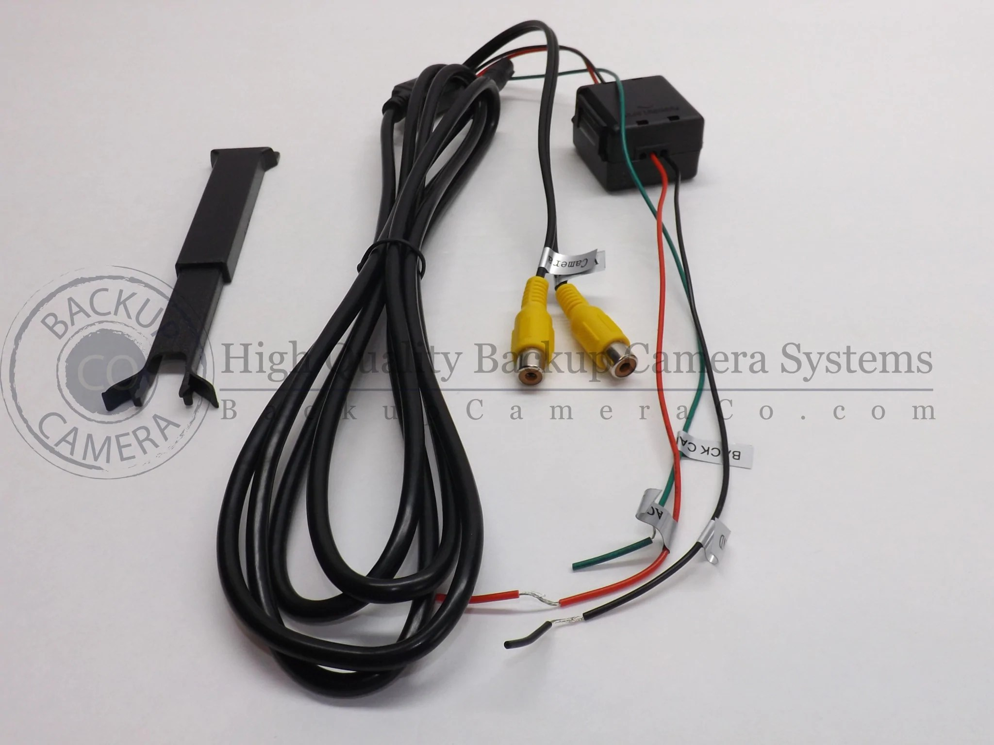 small resolution of auto dimming oem replacement rear view mirror with 4 3 lcd display for back up camera
