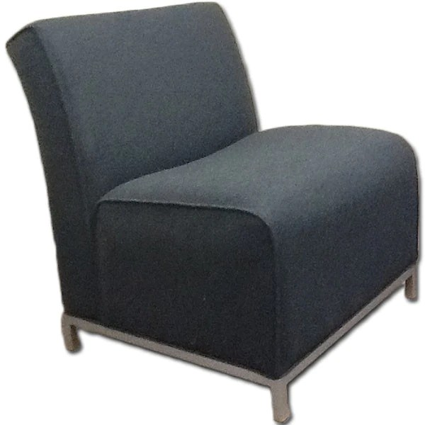 modern slipper chair party chairs covers cypress furniture inc