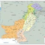Pakistan Political Map I Love Maps