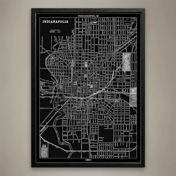 Poster Large Frame Sizes