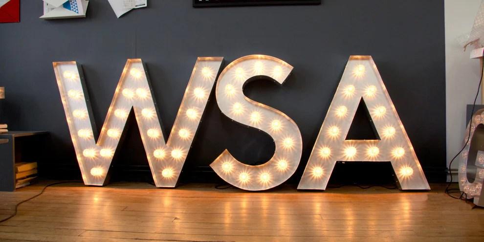 Big Illuminated Letters