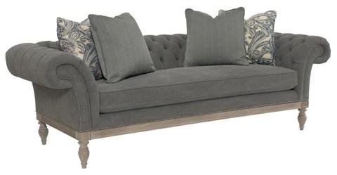 bernhardt london club leather sofa price westelm capri sectional - weiman preview | luxe home philadelphia