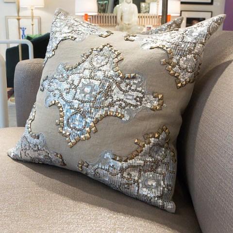 Callisto Home Decorative Pillows  Free Shipping  Luxe