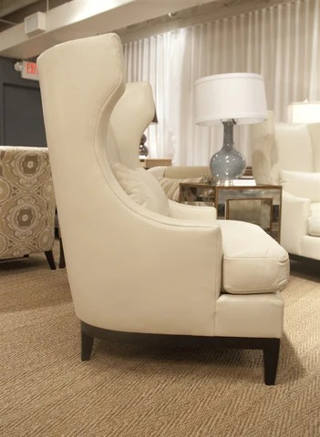Pascal Chair  Bernhardt Interiors  Luxe Home Philadelphia