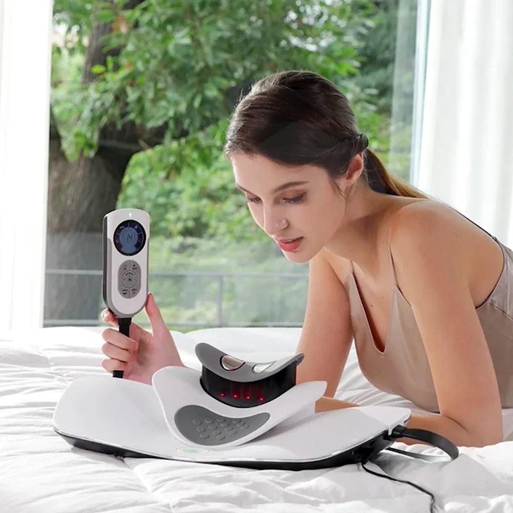 appareil traction cervicale utilisation
