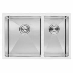 27 Kitchen Sink Designers Charlotte Nc Bai 1227 Handmade Stainless Steel Double Bowl Undermount 16 Gauge Megabai