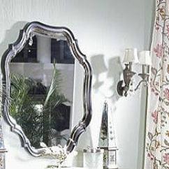 Wesley Hall Sofas Sofa Statistics Portable Antebellum Shaped Mirror By Fine Furniture Design