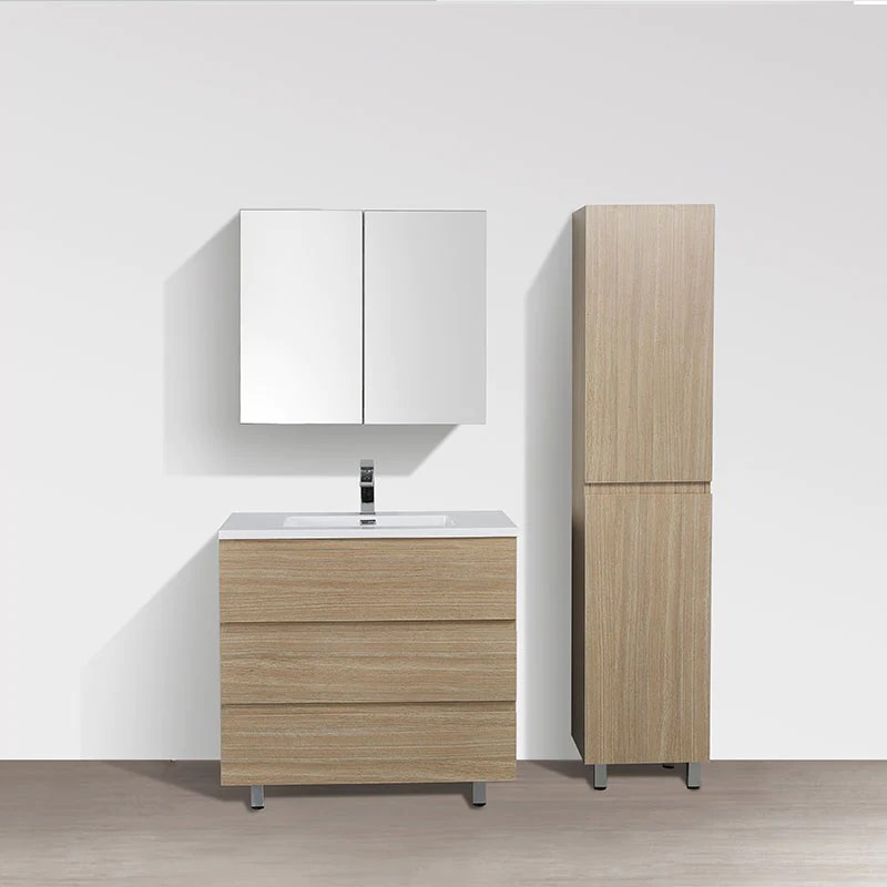 meuble salle de bain design simple