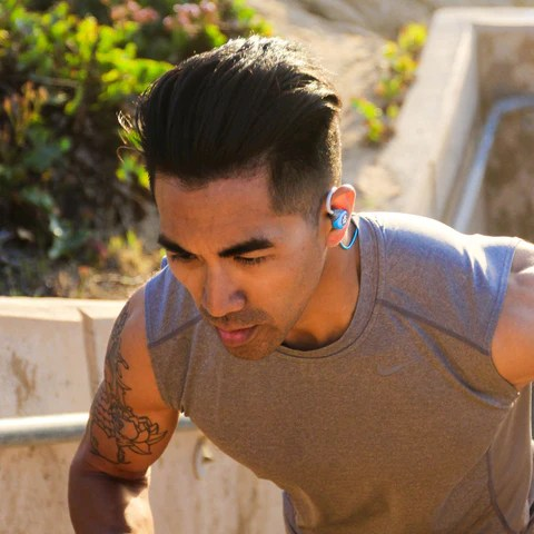 fitness and waterproof earbuds