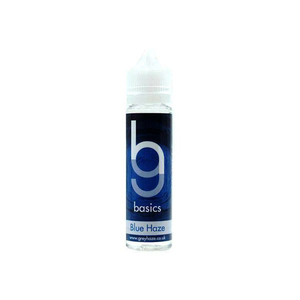 Grey Haze Basics - Blue Haze - 50ml Short Fill