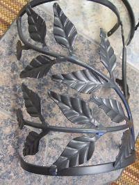 """Botanical Decorative Fireplace Wood Stove Pipe Sham 6"""" X 9 ..."""