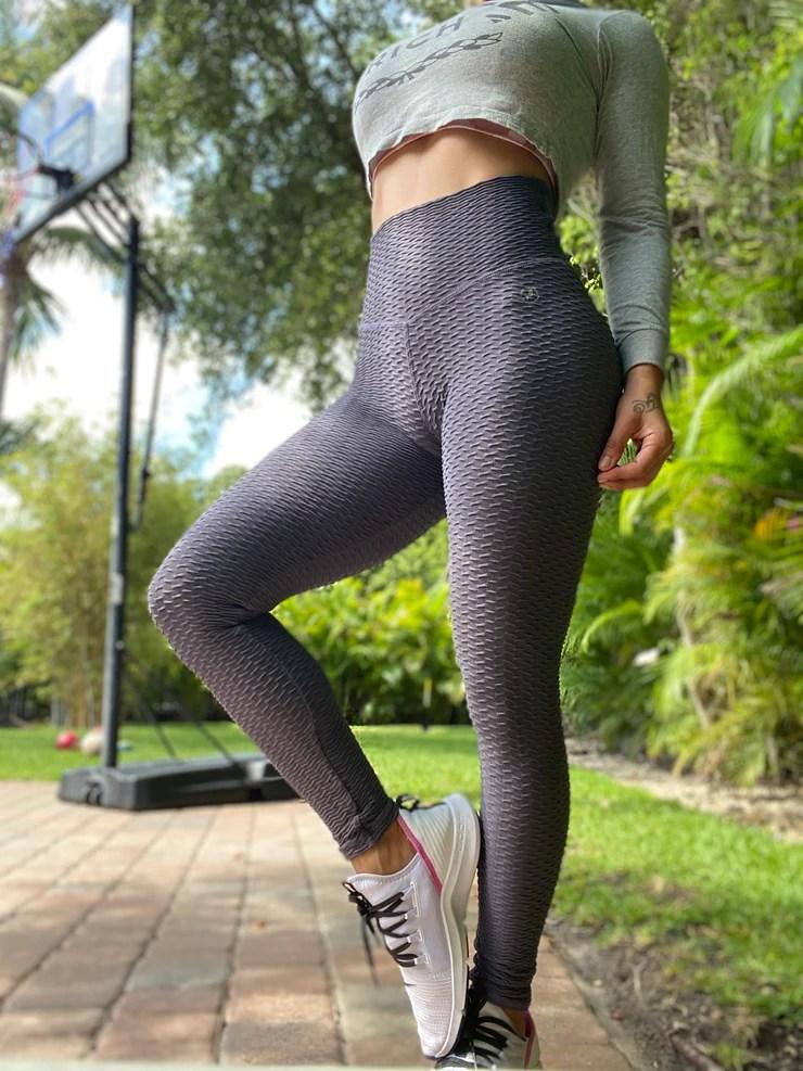 Naughty Yoga : naughty, Naughty, Anti-cellulite, Shark, ABS2B, FITNESS, APPAREL