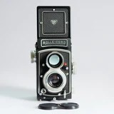 Rolleicord Vb (Whiteface)