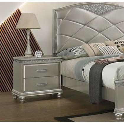 valiant 7 piece queen bedroom set