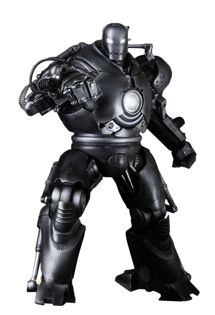 Hot Toys Iron Monger : monger, Scale, Tagged,
