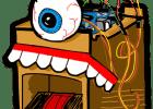 The Chomper Bot - A Make: Magic Kit