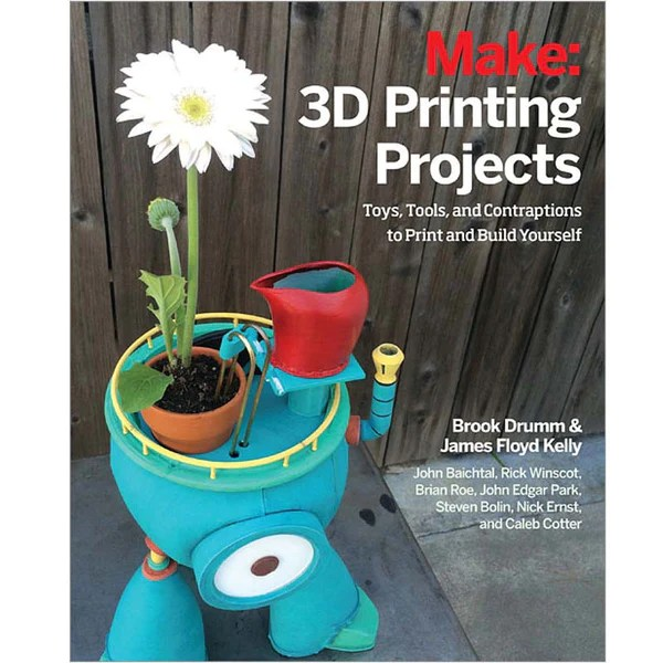 make 3d printing projects