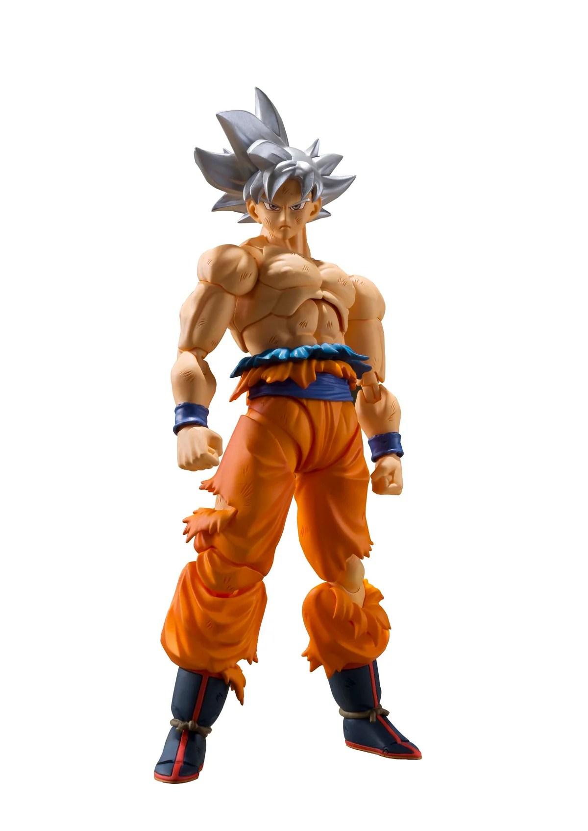 Dragon Ball Super Goku Ultra Instinct : dragon, super, ultra, instinct, Bandai, Tamashii, Nations, Dragon, Super, Ultra, Instinct