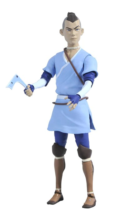 Avatar The Last Airbender Figures : avatar, airbender, figures, Diamond, Select, Avatar:, Airbender, 7-inch, Action, Figure
