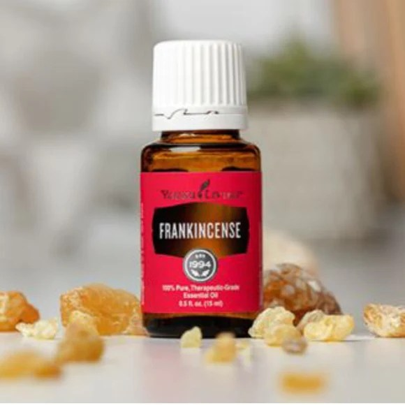 Young Living Frankincense Essential Oil - 15ml – Young ...