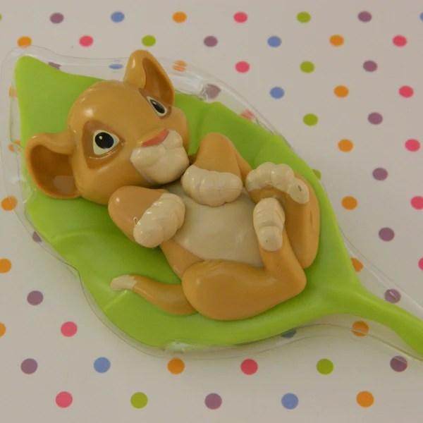 Baby Shower Baby Simba Cake Topper Christy Maries