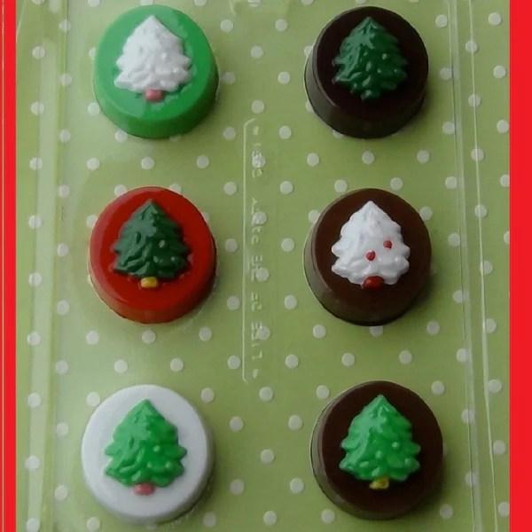Christmas Tree Oreo Candy Mold  Christy Maries