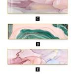 Abstract Pink Marble Wall Art Wide Format Fine Art Canvas Prints Moder Nordicwallart Com