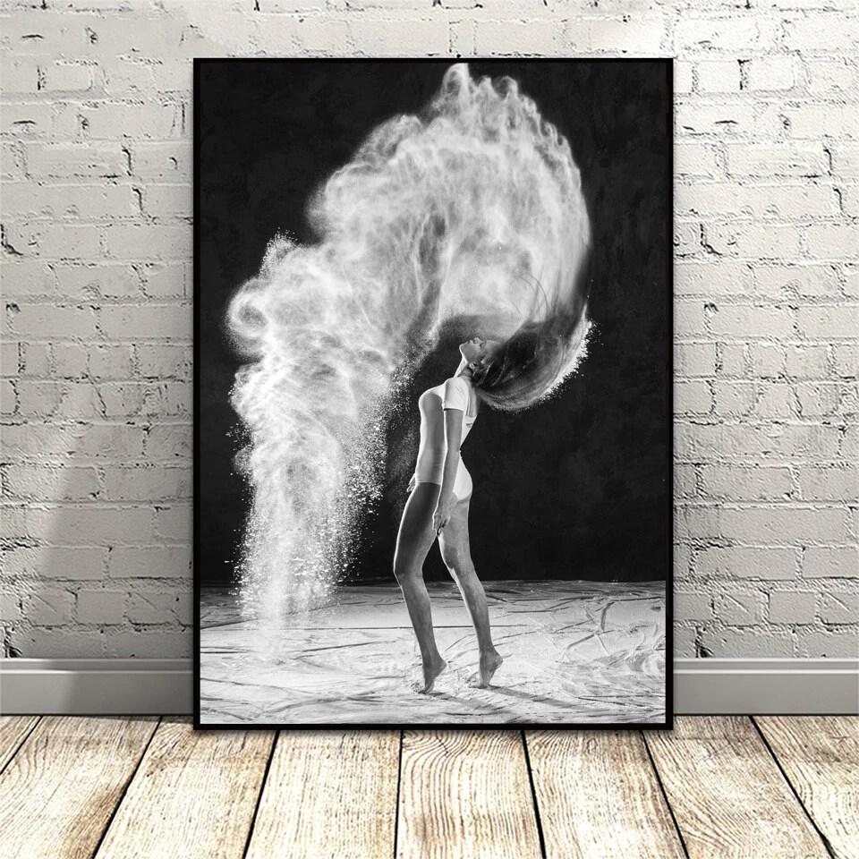 modern ballet dancer figure