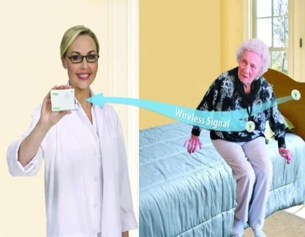 BED ALARM CALL BUTTONS WITH PAGER  Austin Medical