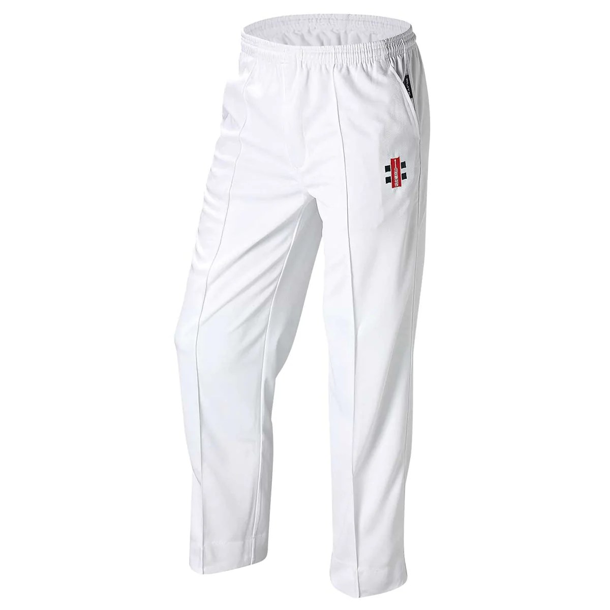 Gray Nicolls Senior Elite Cricket Pants - White