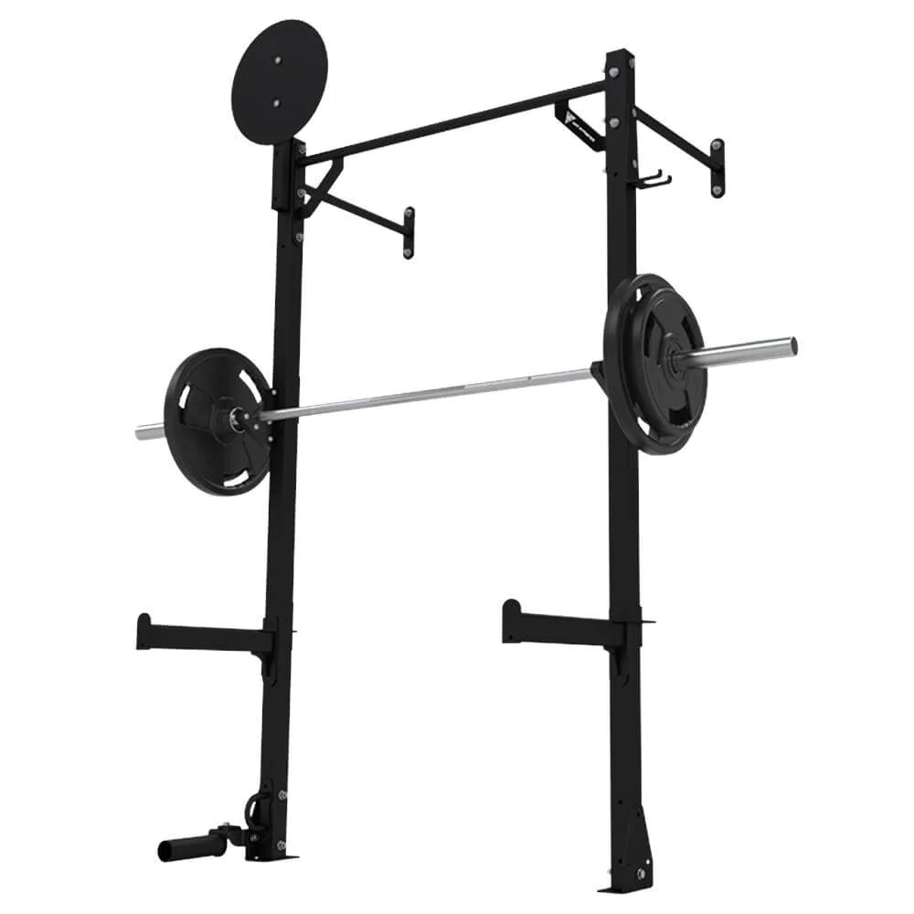 hit fitness pwr60 wall mounted rack