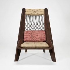 Swing Chair Patricia Urquiola Fishing Replacement Feet The Modern Archive Seriti Prototype By