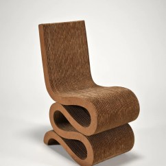 Frank Gehry Chair Ps4 Gaming The Modern Archive Wiggle Side By For Bloomingdale S Sold