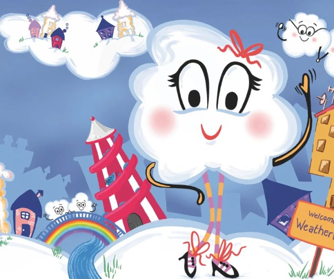 Wonderfully Weathery Books -Children's picture books - – WONDERFULLY WEATHERY BOOKS
