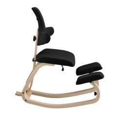 Body Built Chairs Baby Bath Varier Thatsit Balans Kneeling Chair With Back — Backcare Basics