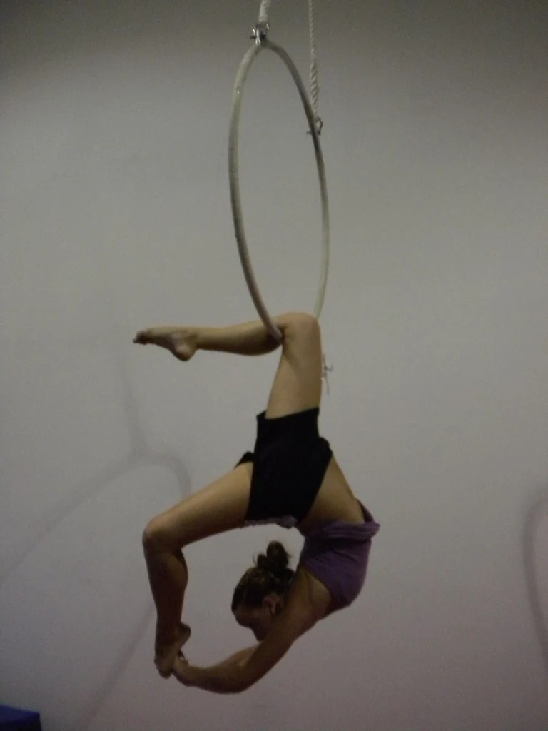 Aerial Hoop  Lyra Single Tab  TrapezeRiggingcom