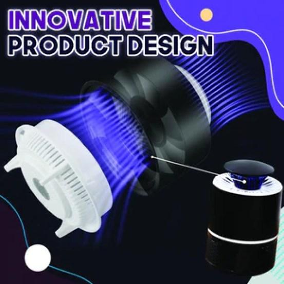 USB Powered LED Mosquito Killer Lamp