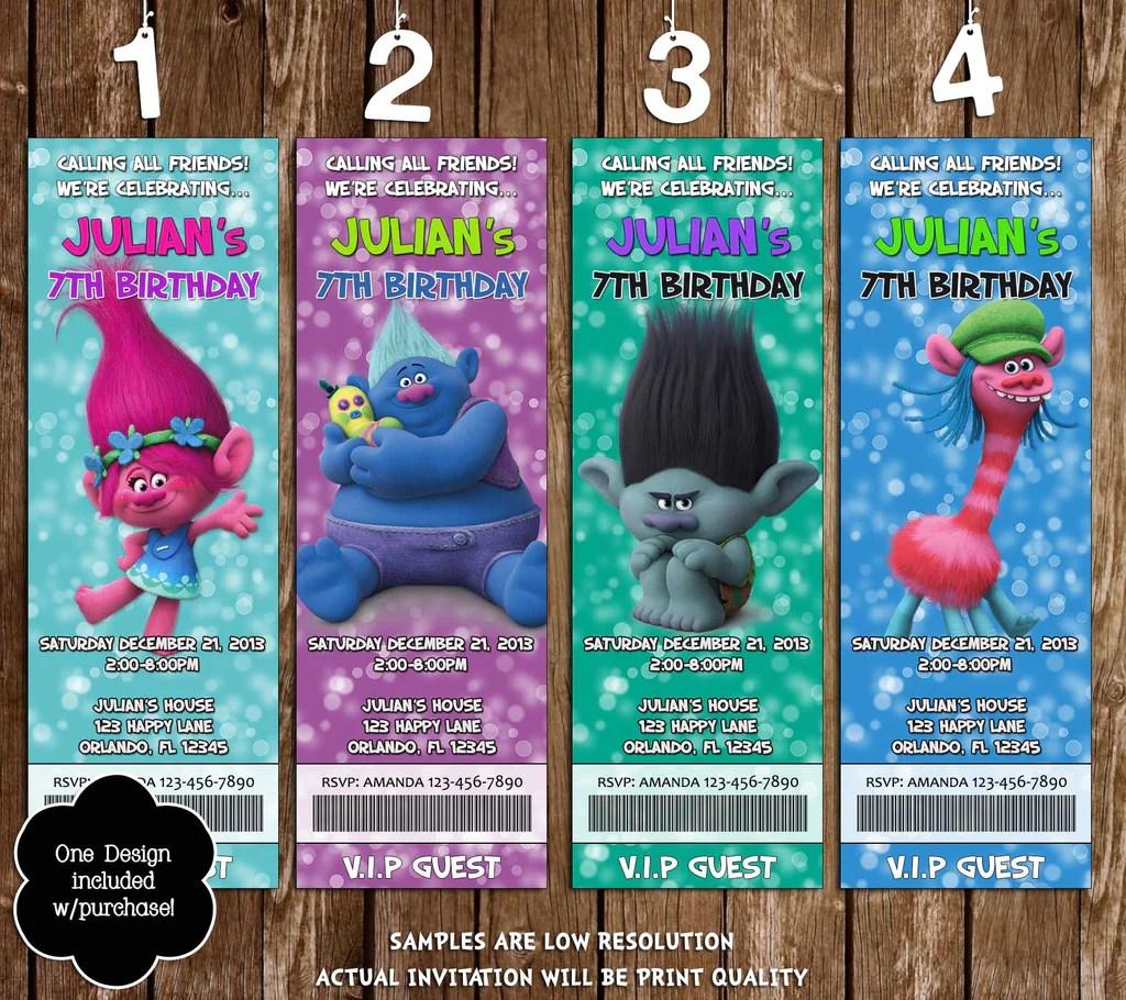 Novel Concept Designs Troll Dolls Trolls Movie