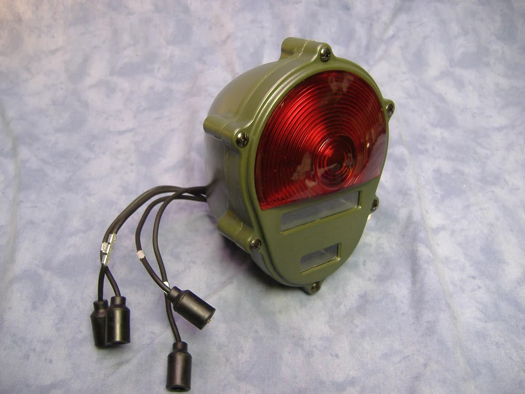 pool light wiring diagram rs 125 big mike's motor — military truck lights, parts, m5a2 m35a2 lighting ...