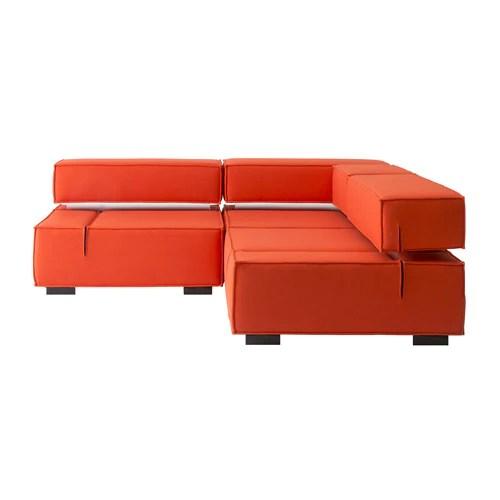 modern line furniture sofa sleepers grey velvet cover universal modular seating | urban mode