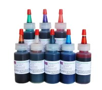 Resin Obsession transparent color pigments - complete set ...