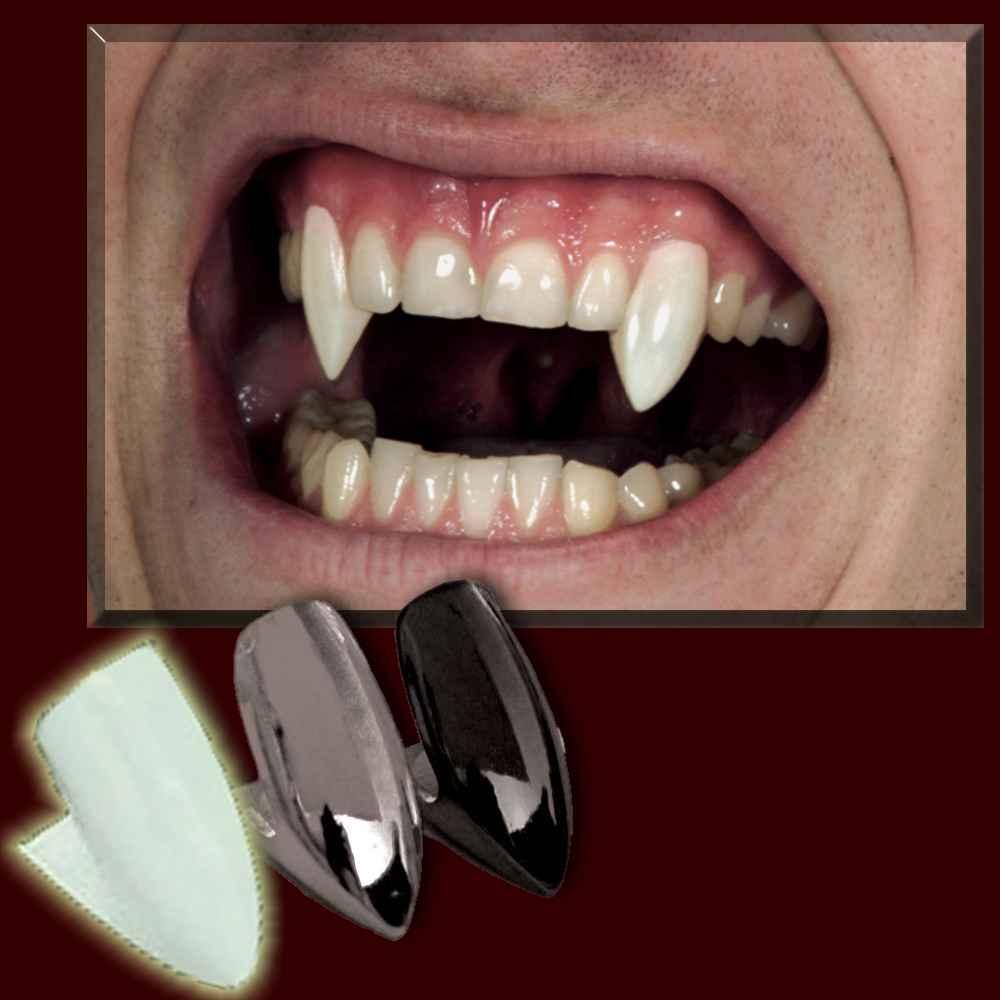 vampire fangs original size