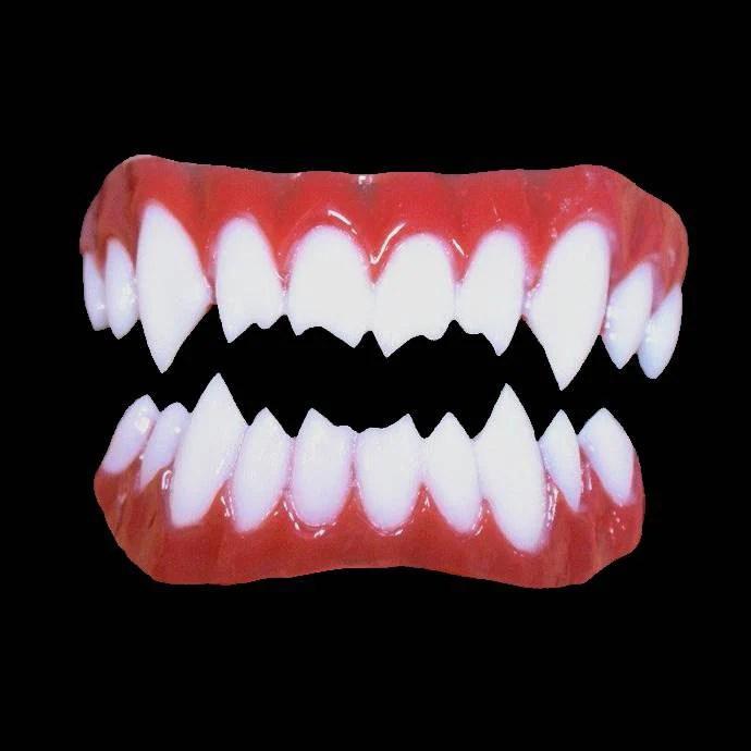 lucius costume vampire teeth