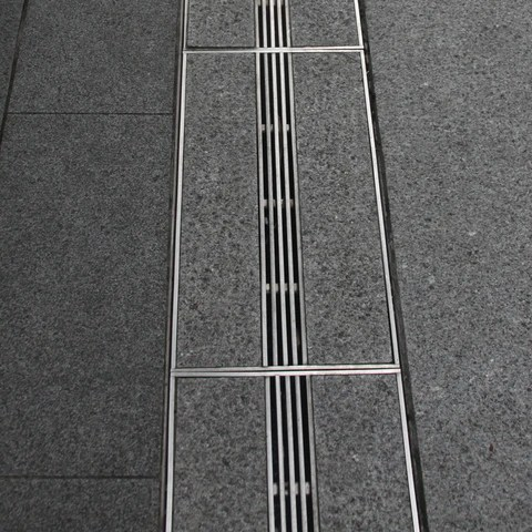 Drain Covers  ARCHITECTURAL GRILLE