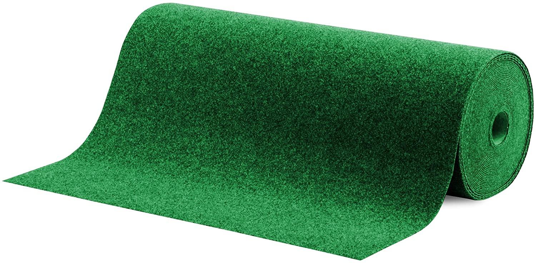 moquette d exterieur spring vert au metre tapis type gazon artificiel pour jardin terrasse balcon etc 2mx1m