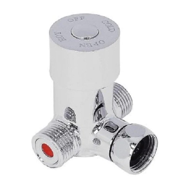 touchless temperature mixing valve for sensor faucet