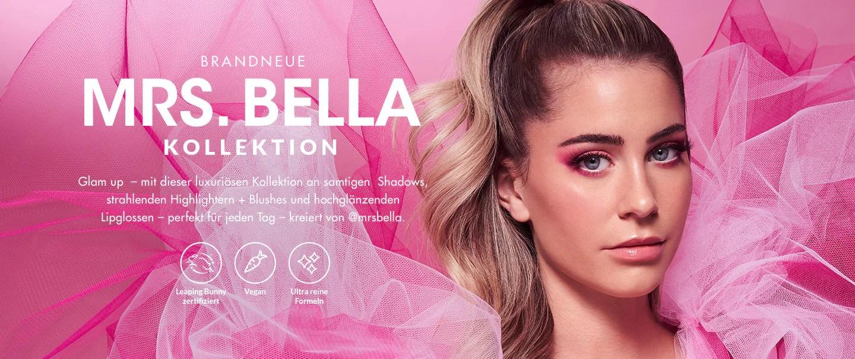 mrs bella collection bh cosmetics