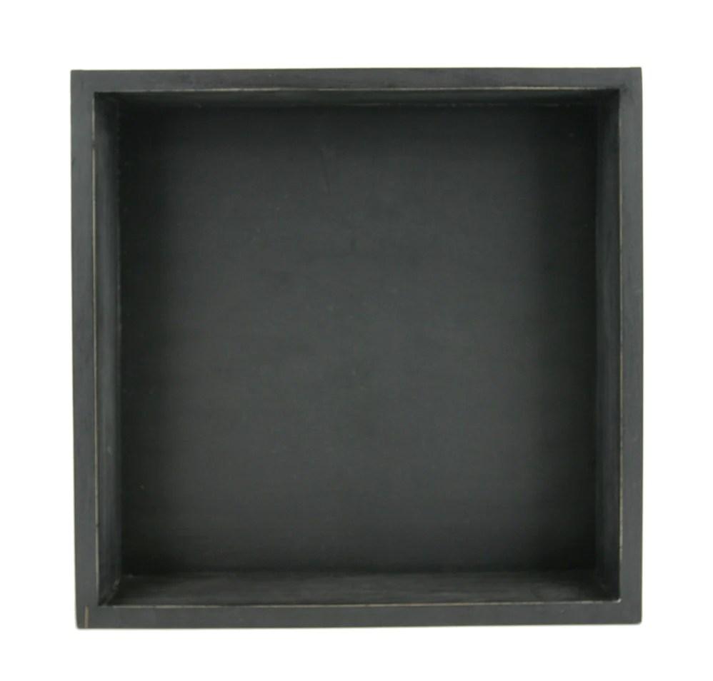 Black Shadow Box Frame