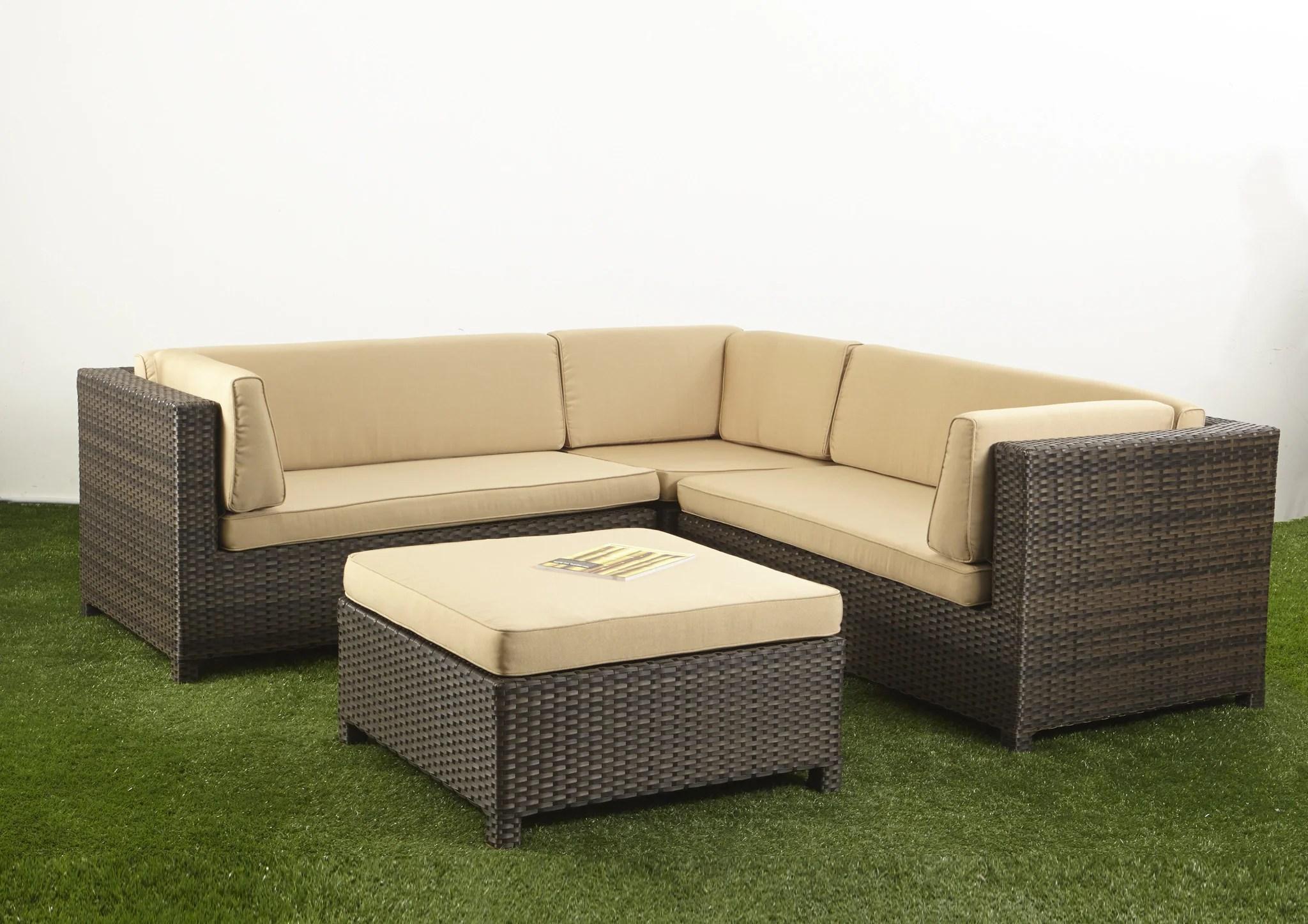 bali sofa lounger s c leather sofas l shape modular lounge set boulevard outdoor