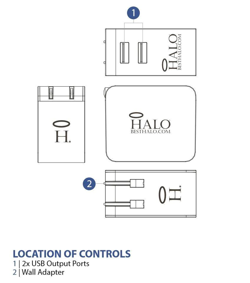 hight resolution of  smart charging adapter halo2cloud llc